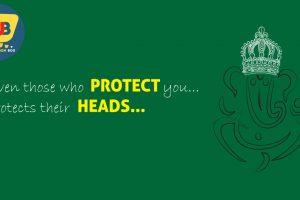Even those who PROTECT you, protects their HEADS