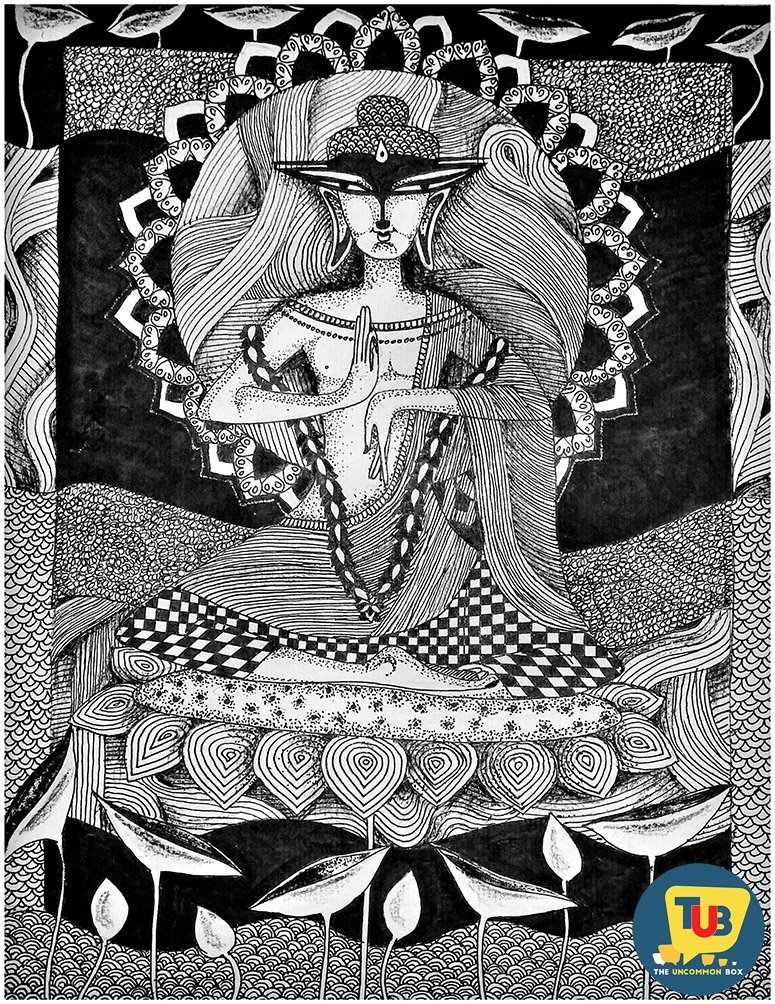 Be Inspired Artist - Heart to Art – a story of an Artiste- Siddharth Shankar