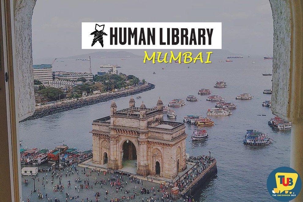 Reading Humans - HUMAN LIBRARY MUMBAI