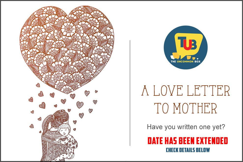 A Love Letter To Mom