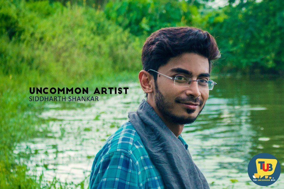 Heart to Art – a story of an Artiste- Siddharth Shankar