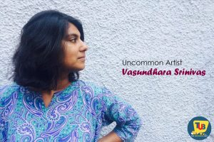 The Solace I Found In My Art - Vasundhara