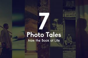 7 Photo Stories From The Book Of Life!