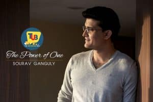 The Power to Inspire – Sourav Ganguly