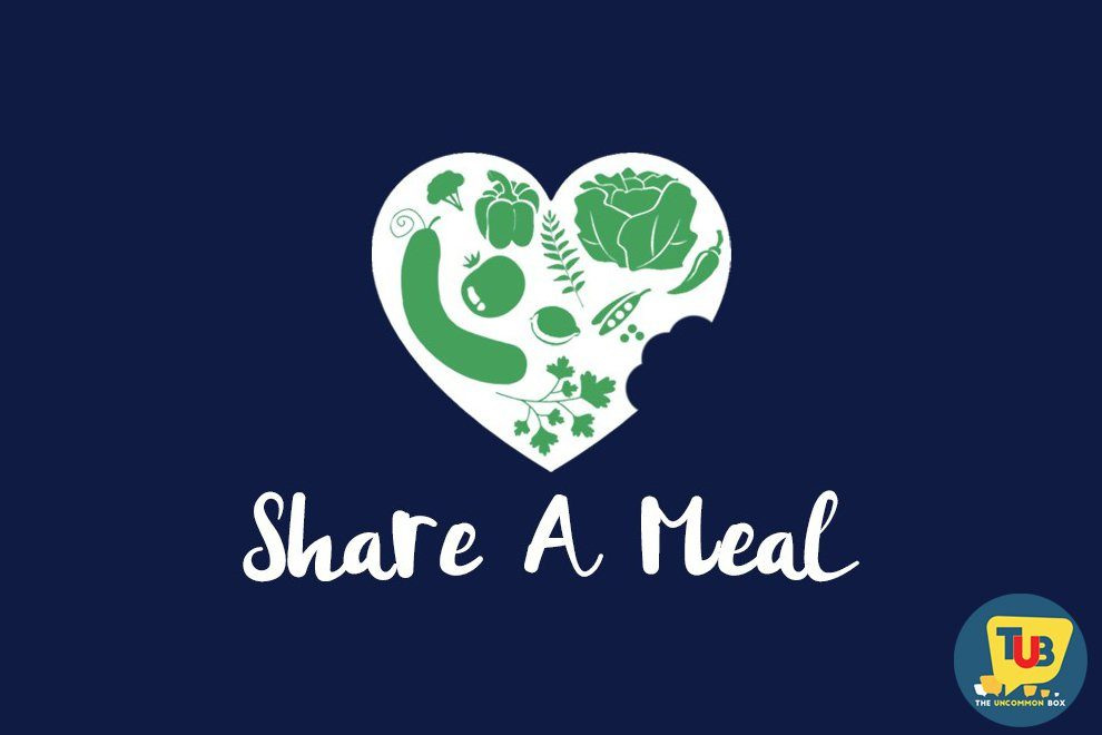 Served With Love - The Share A Meal Mission