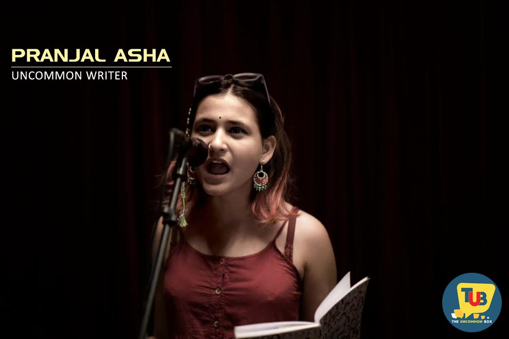 The poetry in Truth - Pranjal Asha