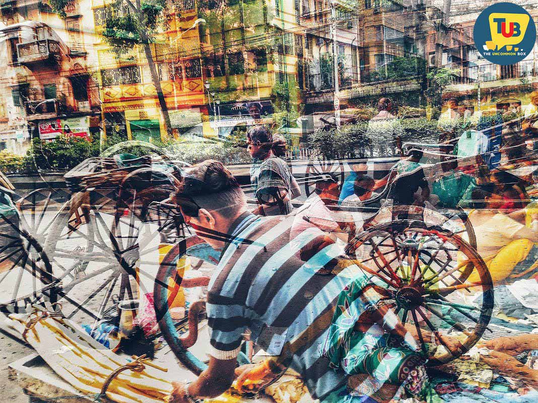 12 Photo Tales That Blend The Many Moods Of Calcutta