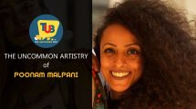 The Art Of Using The Human Body As An Uncommon Canvas - An Exclusive Interview With Artist Poonam Malpani.