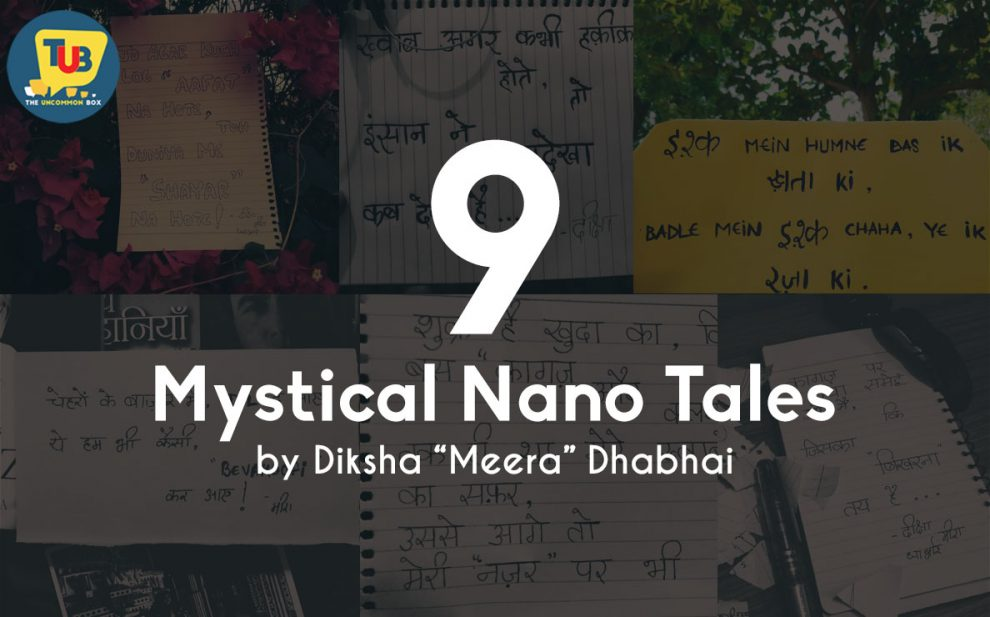 9 Nano Tales of Mystical Love