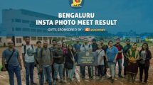 A World Photography Day Special - The Insta Photo Meet In Bengaluru.