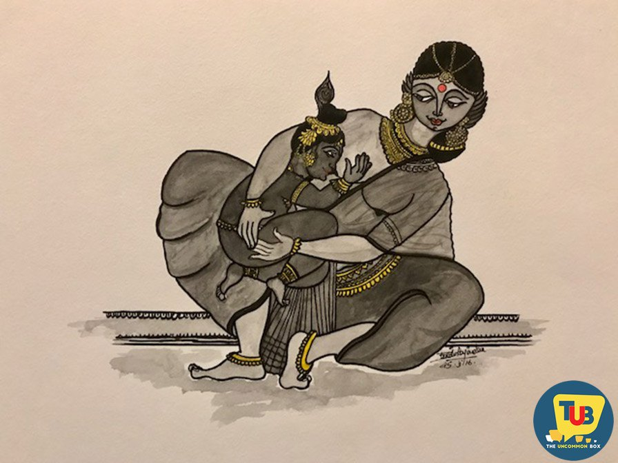 10 Art Tales Inspired From The Pantheon Of The Hindu Deities