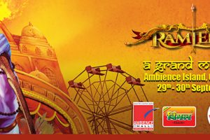 A grand musical ramleela