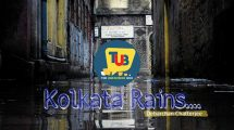 A Typical Rainy Day In Kolkata, Captured Through An Uncommon Lens.