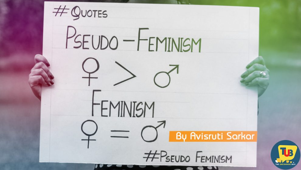 The Real Meaning Of Feminism- A Special Presentation Through Photographs.
