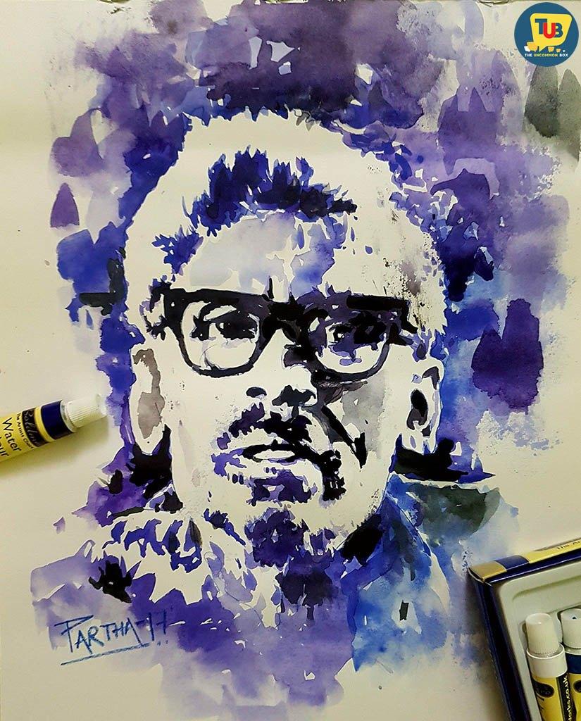 When Art Meet Passion- The Journey So Far Of Artiste Partha Mukherjee