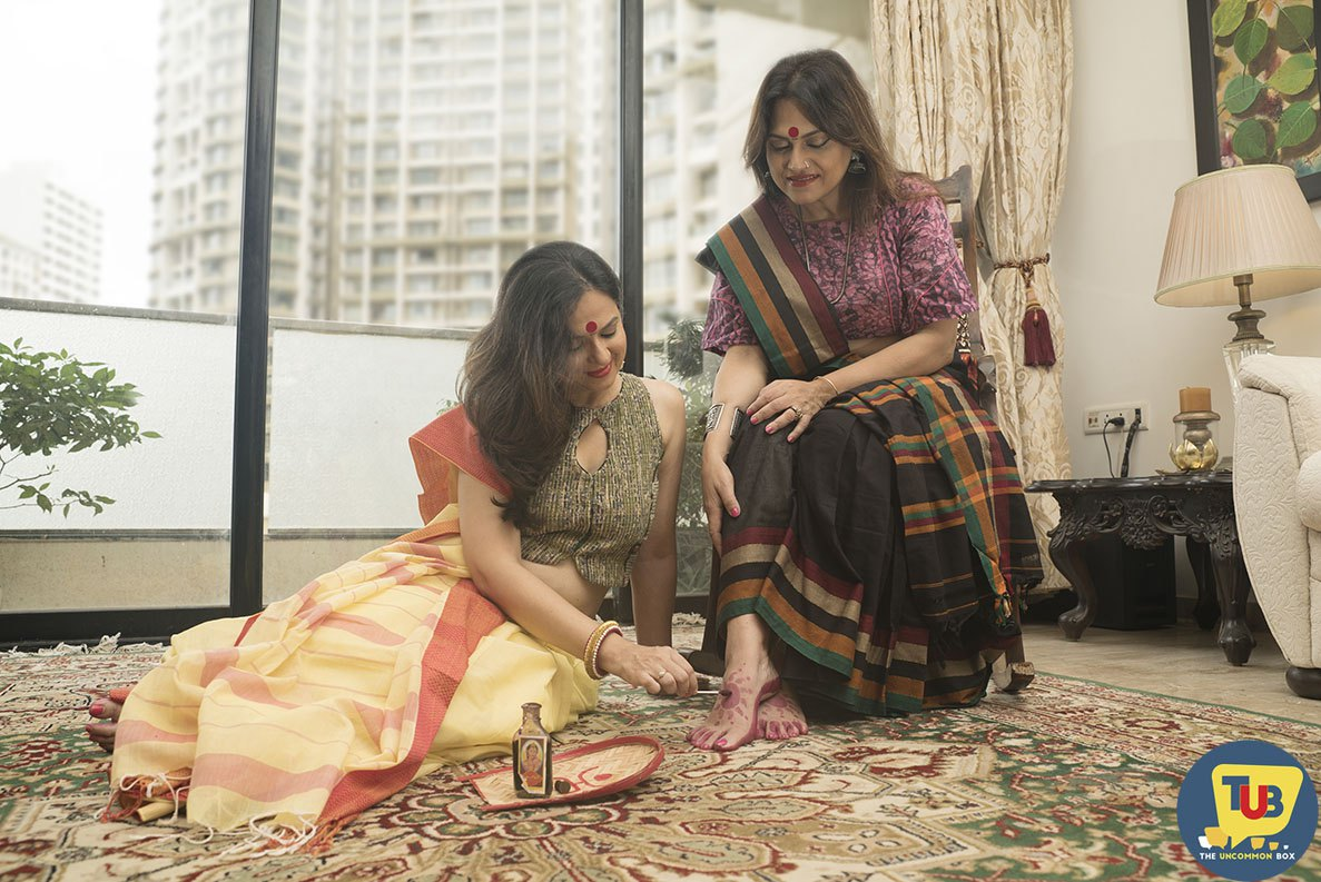 Prathaa - The Story Of Fashion And Tradition