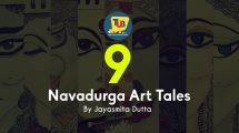 9 Special Artwork Series On The Navadurga Narrated Through The Words