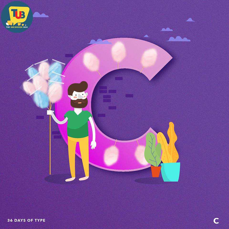 Learning Alphabets, The 90's Way With Artist Suhasini
