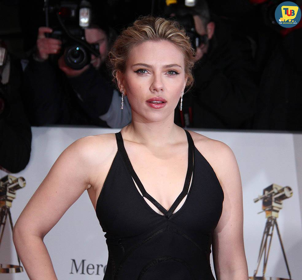 What Does Scarlett Johansson And Billie Jean Have In Common?