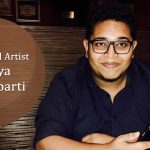 Our Be Inspired Artist - Sourya Taking Contemporary Art To The Next Level