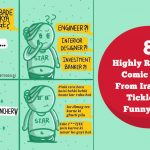 8 Highly Relatable Comic Strips From Iram That Tickle Our Funny Bone
